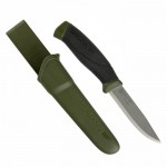 Mora knife Companion MG (S) Stainless Steel Olive Green