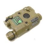PEQ-15 Battery Box (Tan)