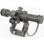 4x26 SVD Red Illuminated Sniper Scope