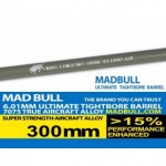 Madbull Ultimate 6.01mm Tightbore (300mm)