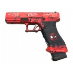 Ascend Airsoft x WE 17 Series Gas Blowback Pistol