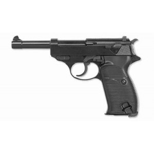 WE Walther P38 - Black