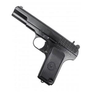 WE TT-33 Gas Blowback Pistol, Black