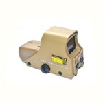 551 Red and Green Holographic Sight (Tan)