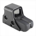 551 Red and Green Holographic Sight (Black)
