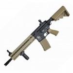 ASG Armalite M15 Assault Full Metal SLV - Tan