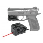ASG Universal Rail Laser Sight - Black