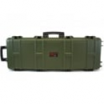 Nuprol Large Rifle Hard Case - Green