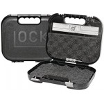 Glock Pistol Case Black With Logo