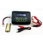 Nuprol Airsoft SM4 Smart Battery Charger 80w Li-Fe Li-Po Nimh Nicd