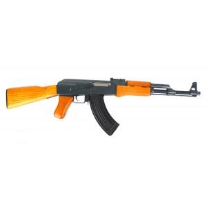 Kalashnikov Cyma AK47 Blowback Airsoft Rifle - Real Wood