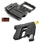 Slong G-Kriss XI Carbine Conversion Kit For Glock 17/18/19 Series Pistols