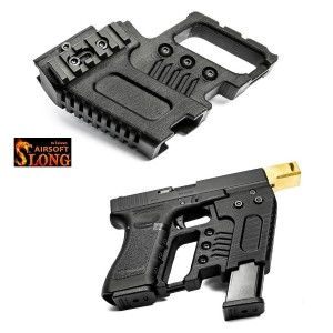 Slong G-Kriss XI Carbine Conversion Kit For Glock 17/18/19 Series Pistols