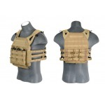 JPC Jumpable Plate Carrier (Tan)