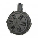 G&G Airsoft 1500 Rds Drum Magazine for Mp5 Series