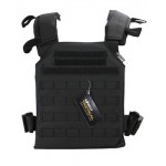 Spartan Plate Carrier (black)