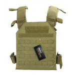 Spartan  Plate Carrier  (Tan)