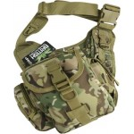 Tactical Shoulder Bag 7 Litre MTP