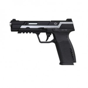 G&G Armament Piranha MK I Gas Blowback Pistol, Silver