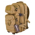 Tactical Molle Assault Pack 28 Litre - Coyote