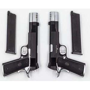 VORSK VP-X Black/Chrome Twin Pack